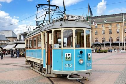 Inga Lindstöms Romantisches Schweden