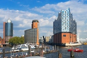 Topseller Hamburg  (inkl. Schiff)