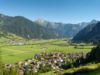 Gruppenreise Zillertal