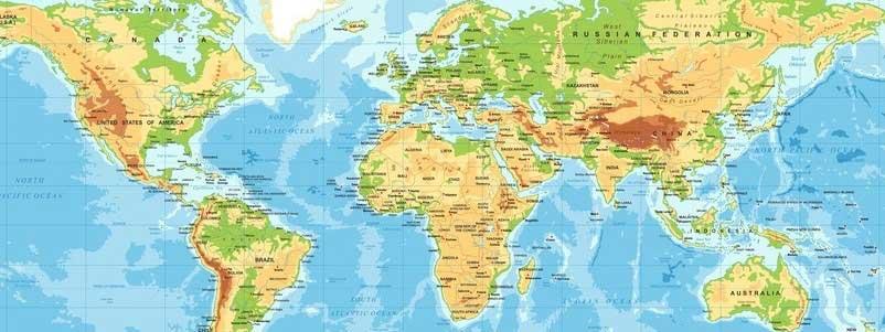 Beliebte Reiseländer