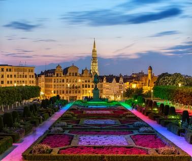 Brüssel & Mons