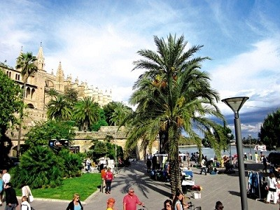 Mallorca - Gr Schwester Mallorca