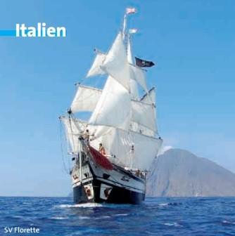 Italien - Segeltörn
