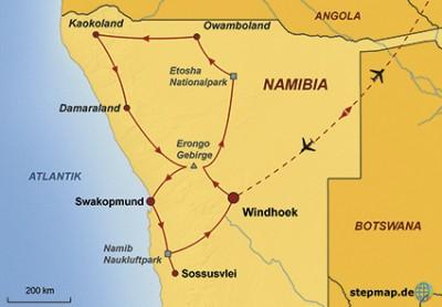 Intercontact Namibia