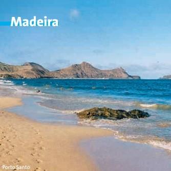 Madeira - Ruhetanken im Atlantik