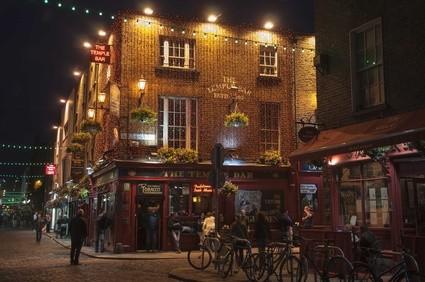 Irischer Pub