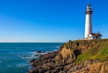 Leuchtturm Atlantikküste Irland