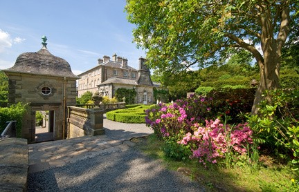 Gartenträume Schottland